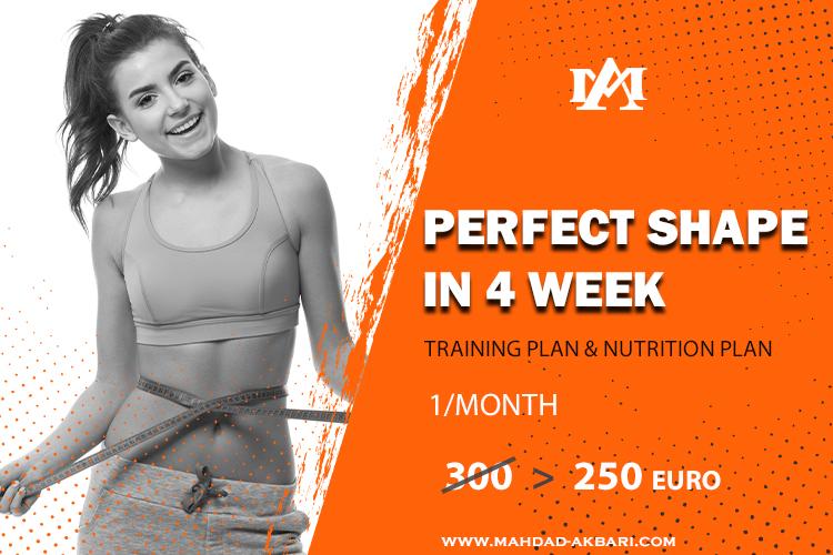 Fitness Training Plan